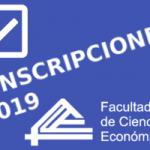 ALEM: Inscripciones Aspirantes 2019